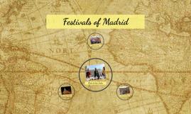 Festivals of Madrid