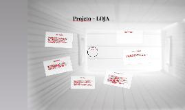 Projeto - LOJA