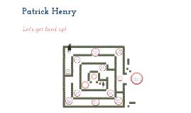 Henry Speech Rhetorical Analysis