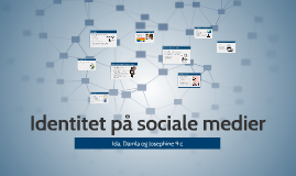Identitet på sociale medier