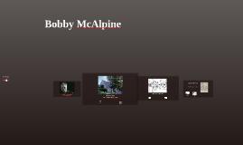 Bobby McAlpine