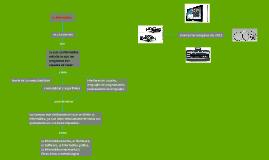 Mapa Conceptual sobre la informática y Mapa Mental sobre los avances tecnológicos del 2012.