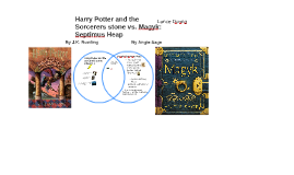 Harry Potter and the Sorcerer's Stone VS Magyk Septimus Heap