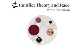 Conflict Theory and Race (US)
