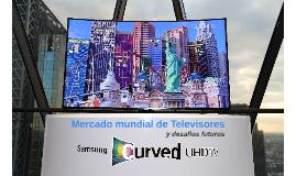 Mercado mundial de Televisores