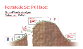 Portafolio Ser Pa' Hacer