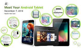 Your Android Tablet: Basics