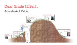 Dear Grade 12 Self