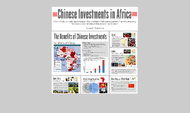 China Investments in Africa