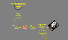 Introductie Probleemoplossend denken - Robomind
