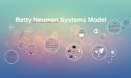 Betty Neuman Systems Model