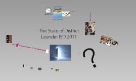 2011 State of the District