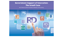 Government Support of Innovation: The Israeli Case (Backup)