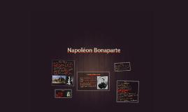 Napoleon Bonaparte Sergio Monteiro