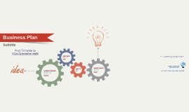 #0121 - Business - Planning | Prezi Classic Template