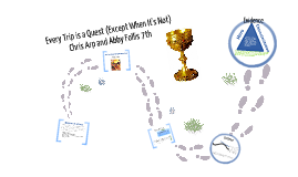 Copy of Chapter 1: Every Trip is a Quest (Except When It's Now)