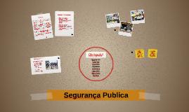 Segurança Publica