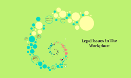Legal Issues In The Workplace
