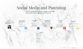 Social Media and Parenting