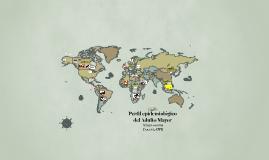 Perfil epidemiológico Mundial
