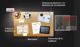 Copy of PROCESO DE PLANEACION Y ESTRATEGIA DE AUDITORIA