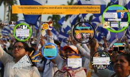 Estudiantes, reserva moral en Nicaragua