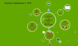 ACD - Análisis Crítico del discurso