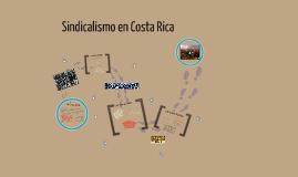 Sindicalismo en Costa Rica