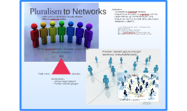 Pluralism to Networks