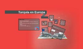 Turquía en Europa