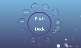 Pitch Deck for Startups