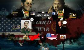 Copy of Copy of Cold War