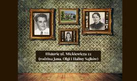 Rodzina Sajków: Olga, Jan, Halina
