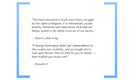 The African American Revolution