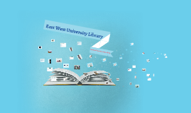 Copy of EWU Library Presentation