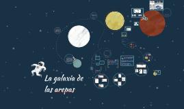 Copy of Copy of La galaxia de las arepas