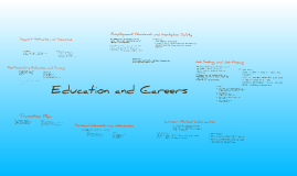 Copy of Education and Careers