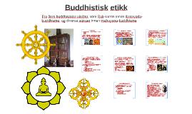 Buddhistisk etikk