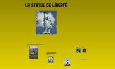 French Progect : The Statue of Liberty