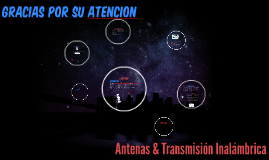 Antenas & Transmision Inalambrica
