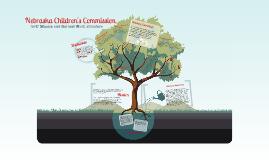2017 Nebraska Children's Commission Groups