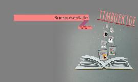 Boekpresentatie Timboektoe