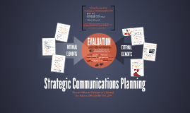 Strategic Communications Planning :: What Does Yours Look Li