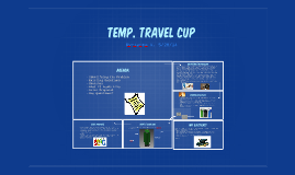 Temp. Travel Cup