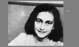 Copy of Anne Frank Introductory Lecture