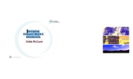 Designing Courses: Block 1 Introduction