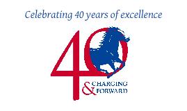 PDS 40th Anniversary