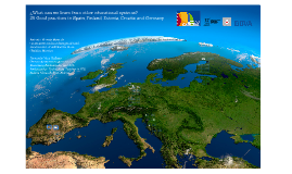 25 Good educational practices in Europe
