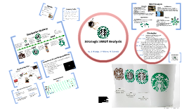 Copy of Starbucks SWOT Analysis