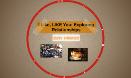 I Like, LIKE You: Exploring Relationships